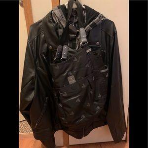 Great Bundle of NWT Torrid Mickey jacket & purse